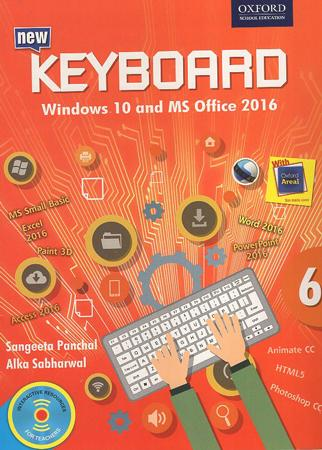 Keyboard Windows 10 and MS Office 2016