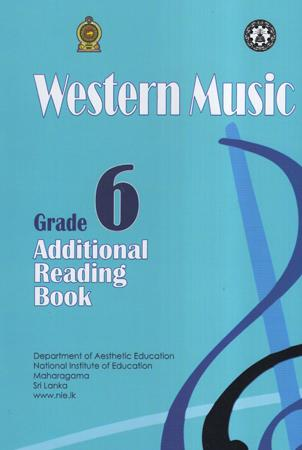 Grade 6 Western Music : Additional Reading  Book