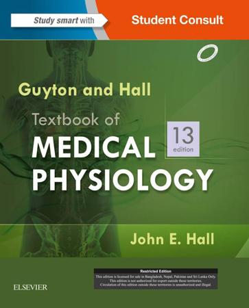 Textbook of Medical Physiology 13 Edition