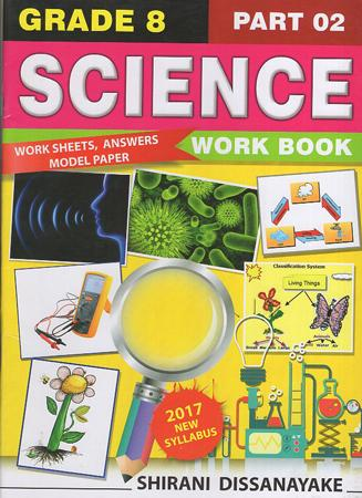 Grade 8 Science Part 02
