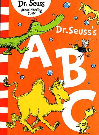 DR. SEUSS MAKES READING FUN BOOK SERIES - DR.SEUSS'S ABC