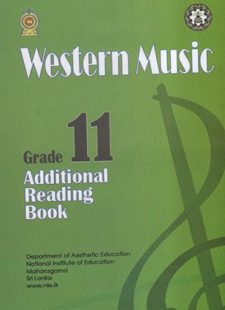 Western Music Grade 11 : Additional Reading Book