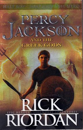 Percy Jackson And The Greek Gods.