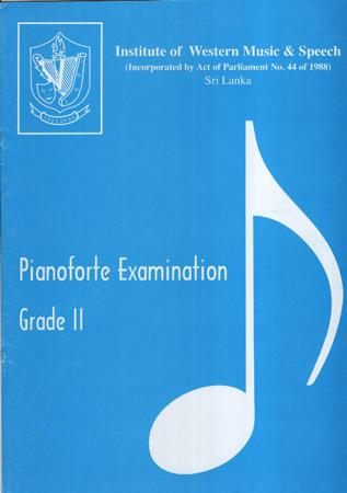 Pianoforte Examination G II