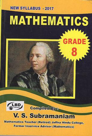 Mathematics Grade 8