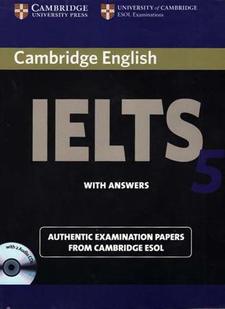 IELTS 5 WITH ANSWERS