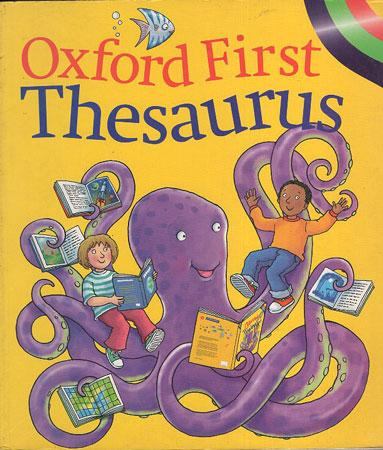Oxford First Theasaurus
