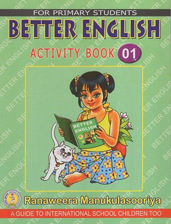 Better English Activity Book 1