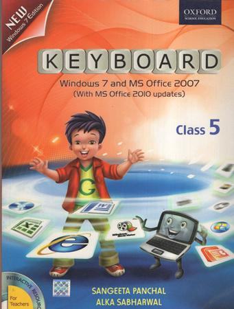 Oxford Keyboard Class 5 Windows 7 And MS Office 2007