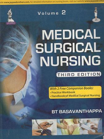 Medical Nursing and Surgery 3rd Edition Vol 2