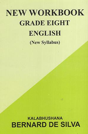 New Workbook Grade 8 English