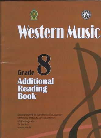 Grade 8 Western Music : Additional Reading book