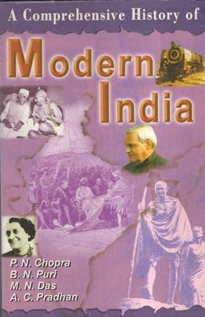 A Compresive history of Modern India