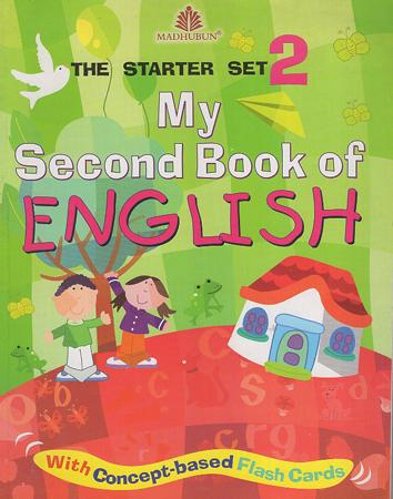 My Second Book Of English Set 2