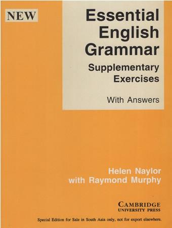 Essential English Grammar Supplementary Exercises