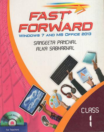 Fast Froward Windows 7 and Ms Office 2013 Class 1