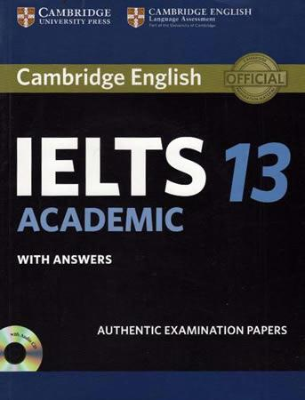 IELTS 13 ACADEMIC WITH ANSWERS