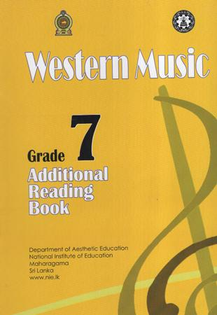 Grade 7 Western Music : Additional Reading Book
