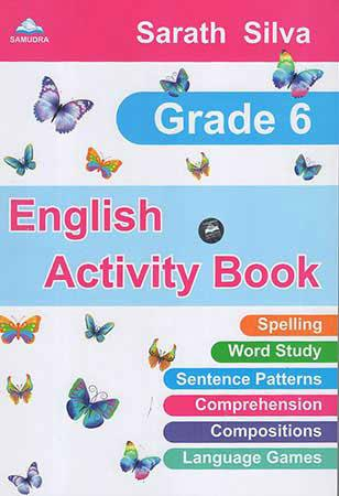 English Activity Book G06
