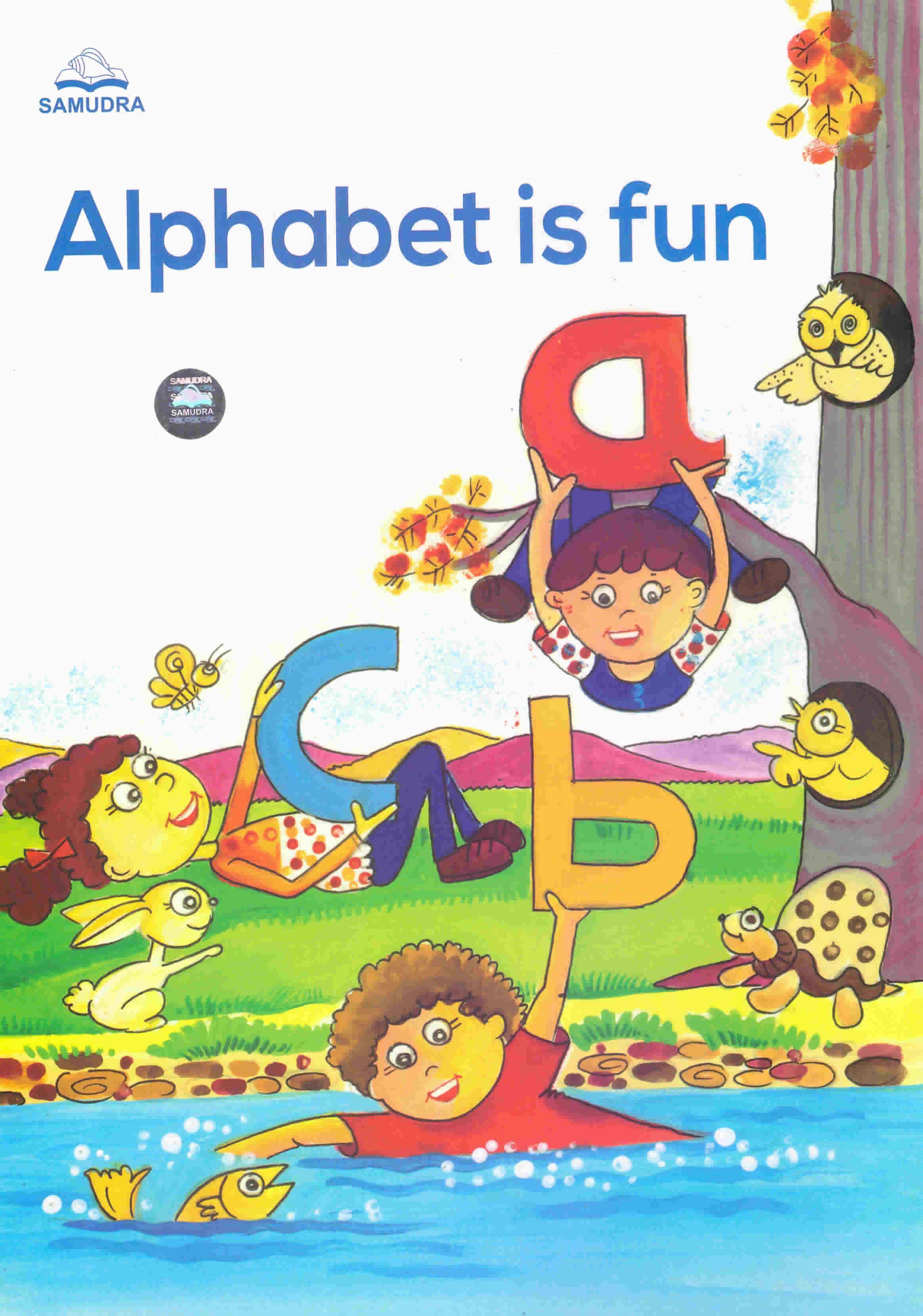 Alphabet is fun