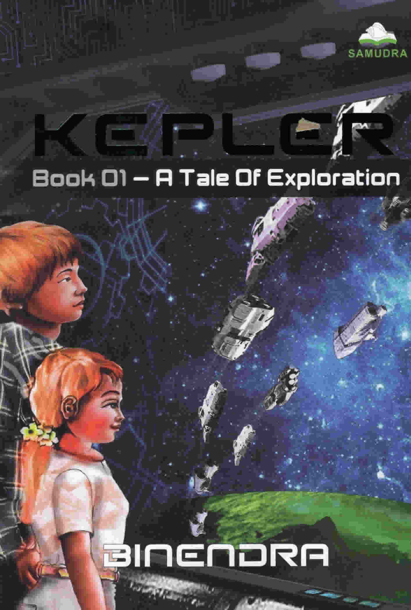 Kepler : Book 1 : A Tale of Exploration
