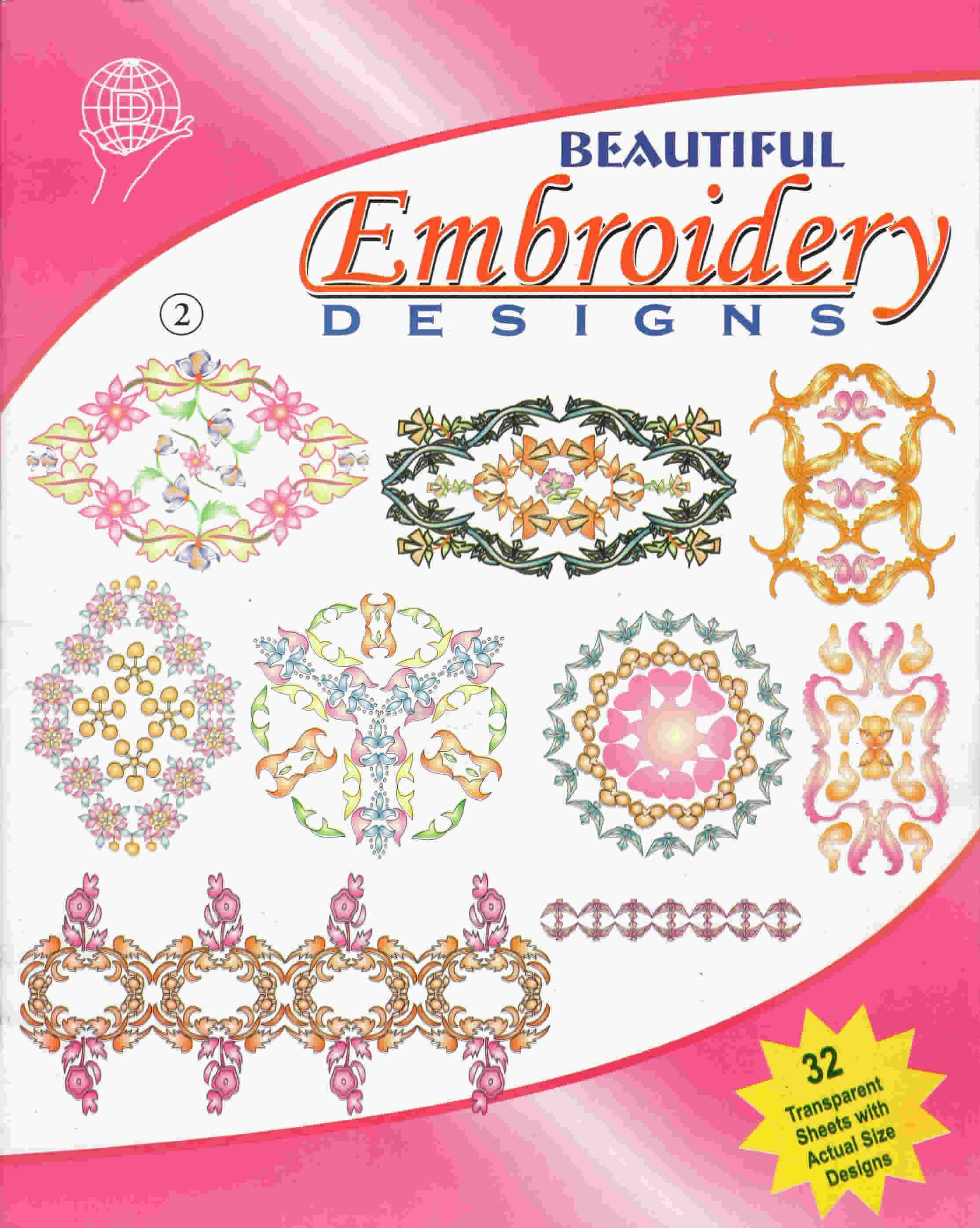 Beautiful Embroidery Designs