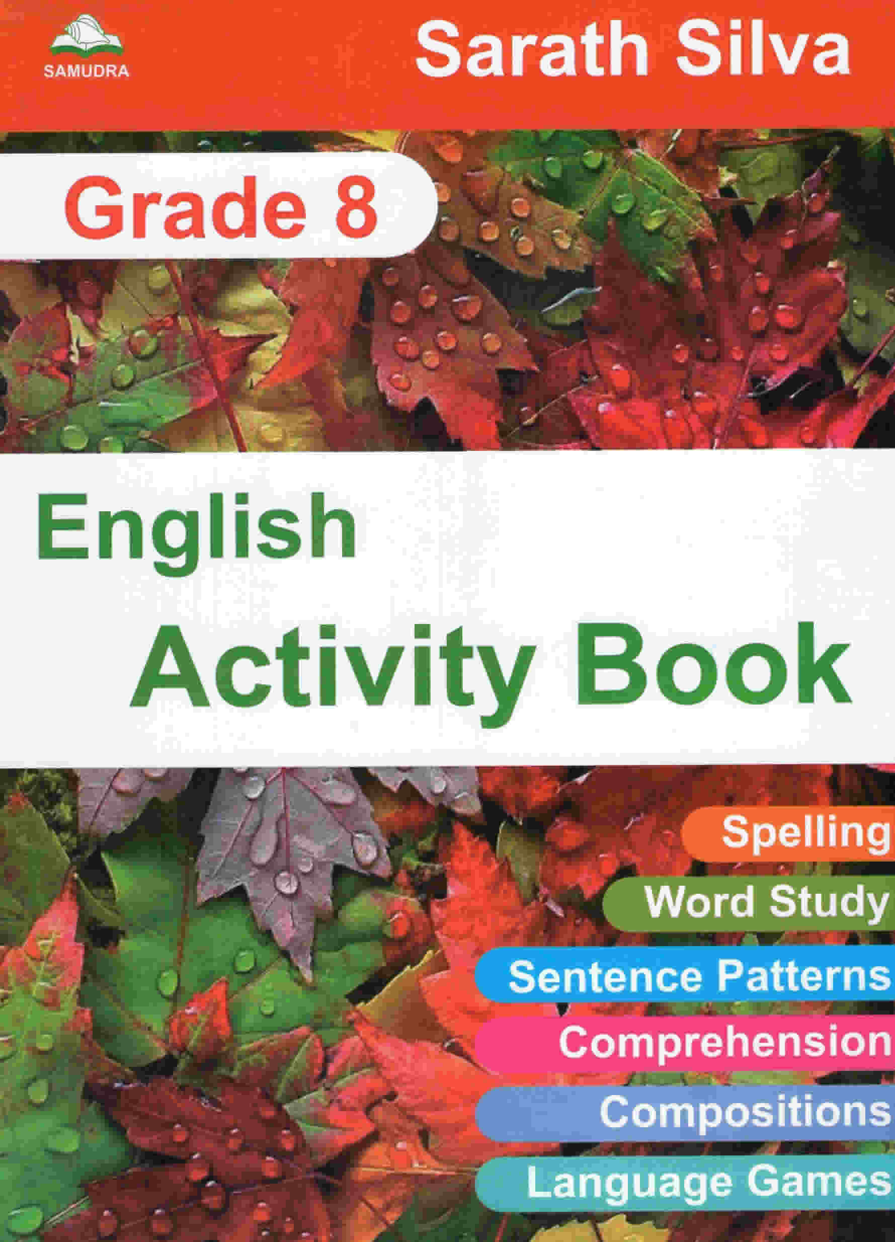 English Activity Book Grade 08