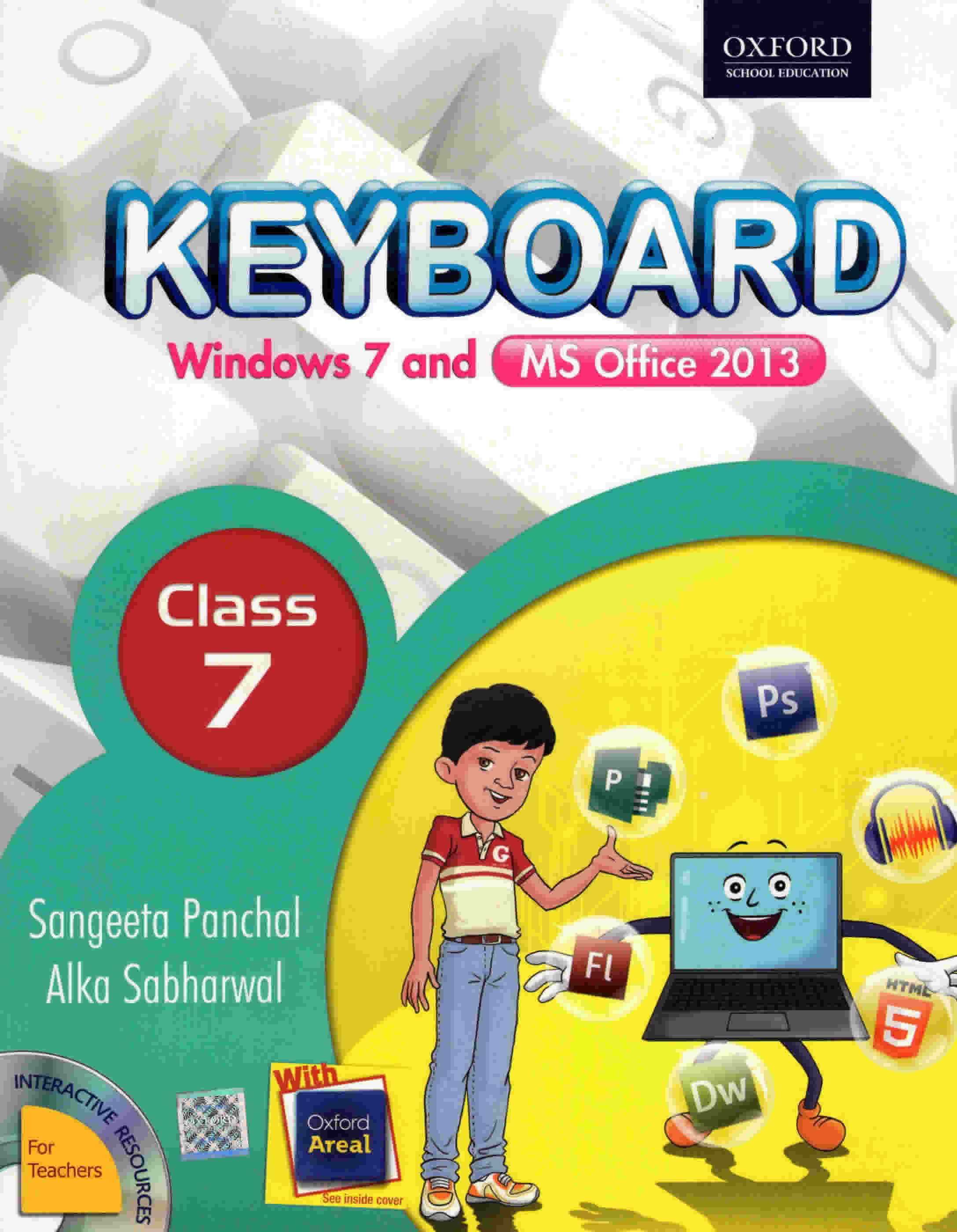 Keyboard Windows 07 and Ms Office 2013