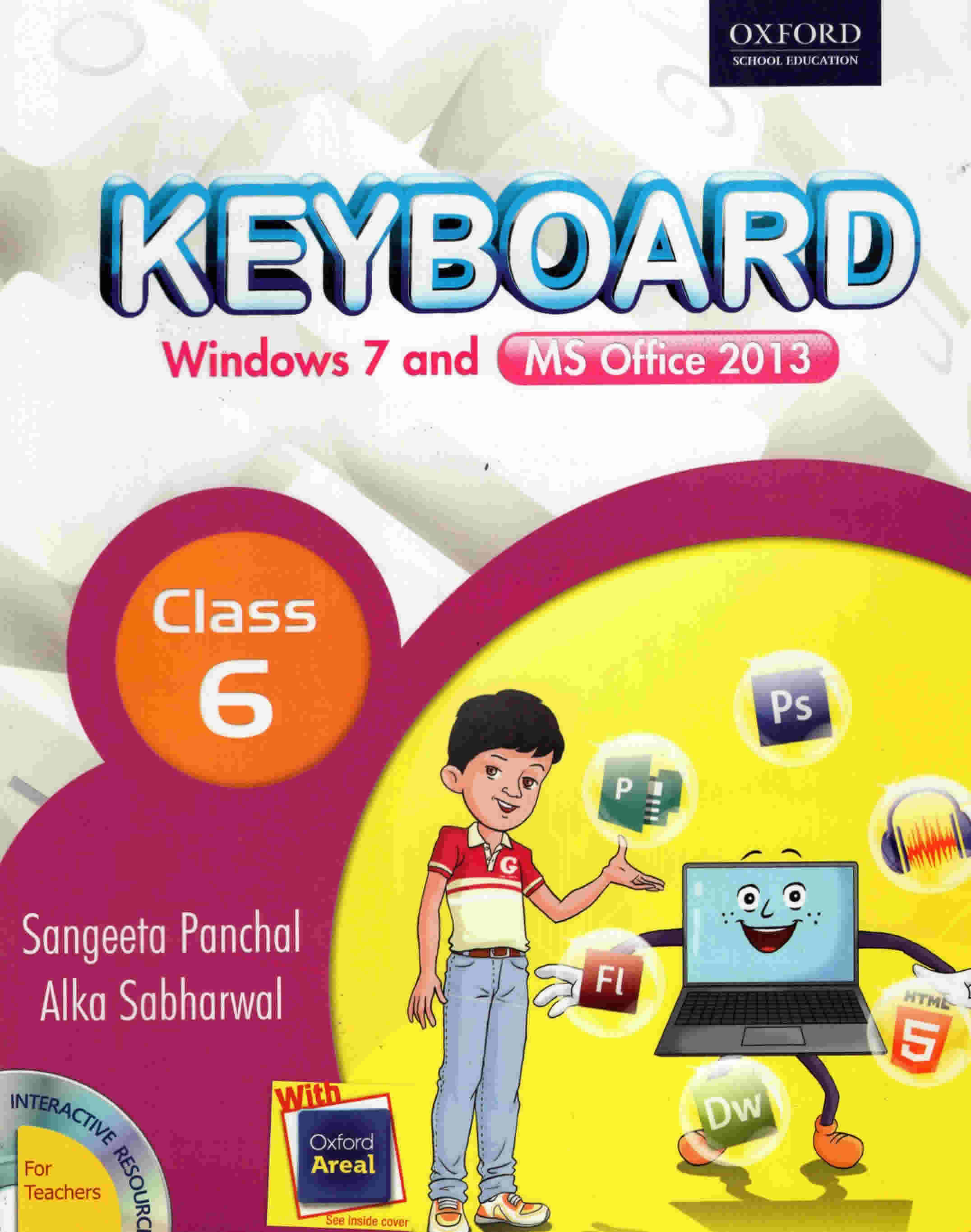 Keyboard Windows 7 and Ms Office 2013 Class 06