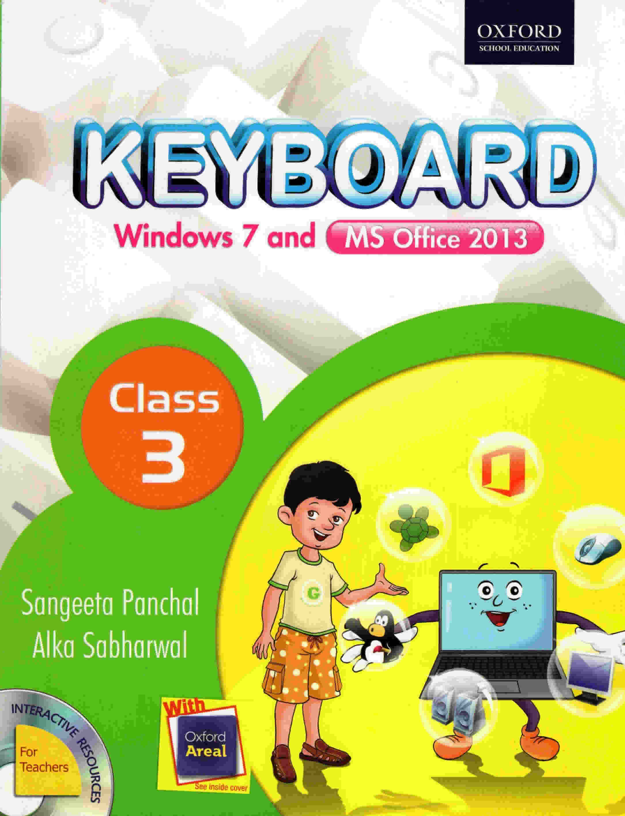 Keyboard Windows 7 & Ms Office 2013 Class 03