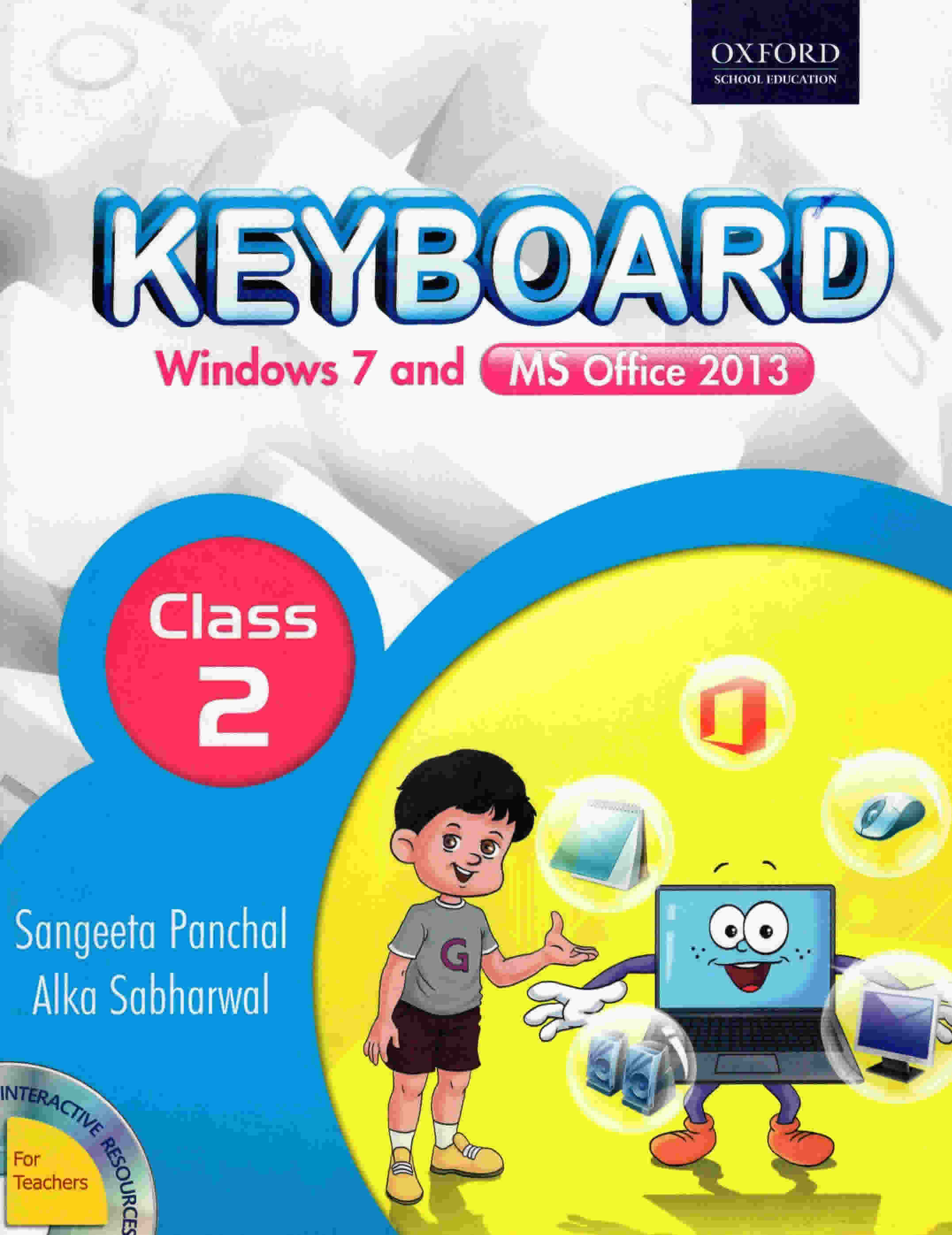 Keyboard Windows 7 and Ms Office 2013 Grade 02