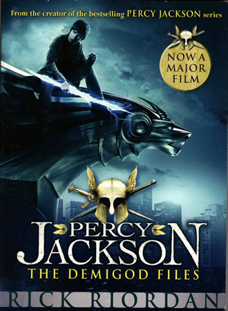 Percy jackson : The Demigod Files