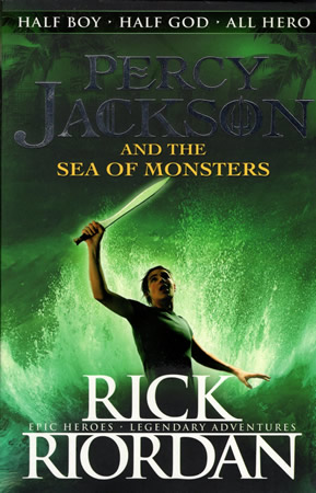 Percy Jackson : And the sea of Monsters