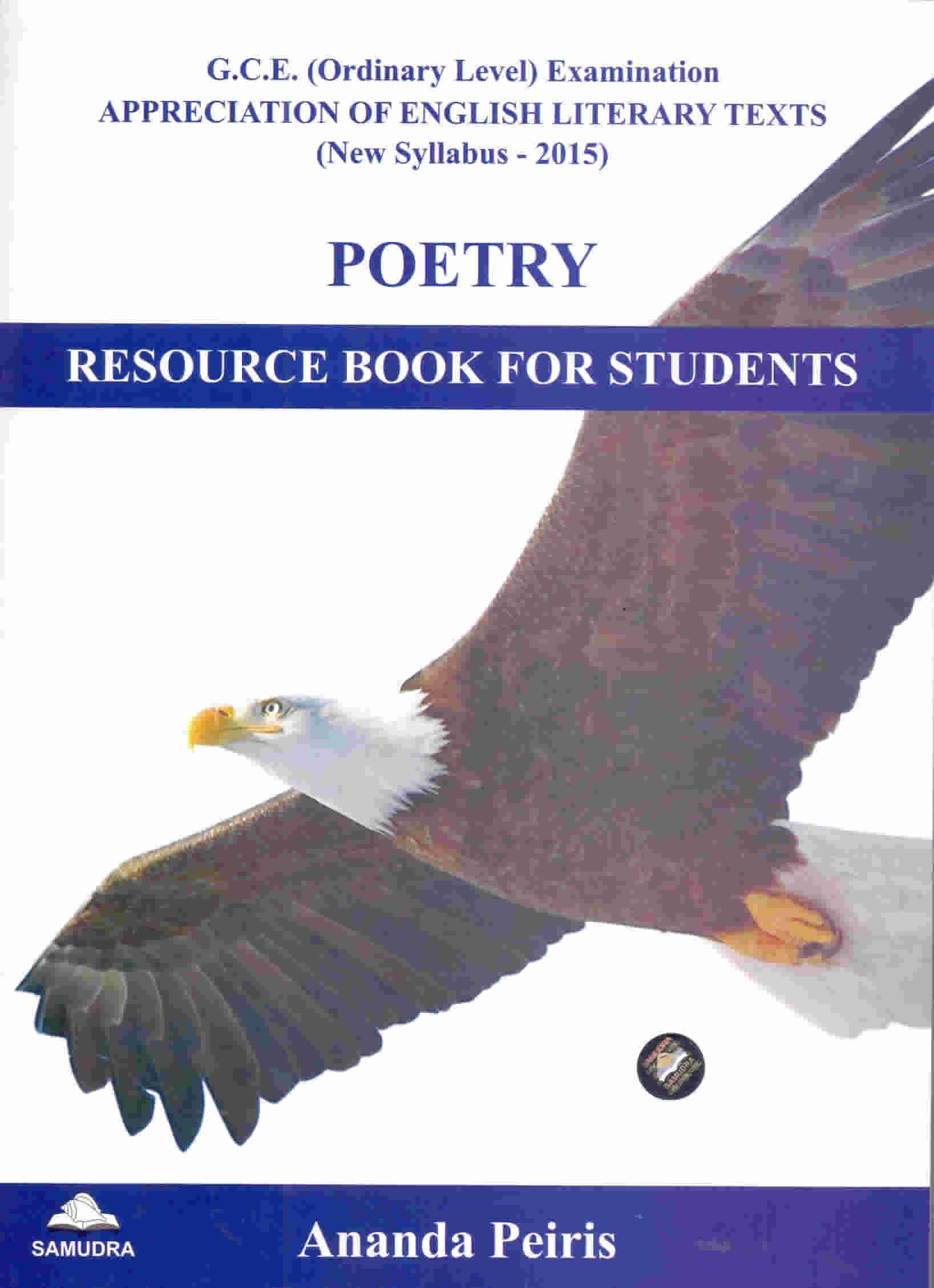 Poetry Resource Book For Students