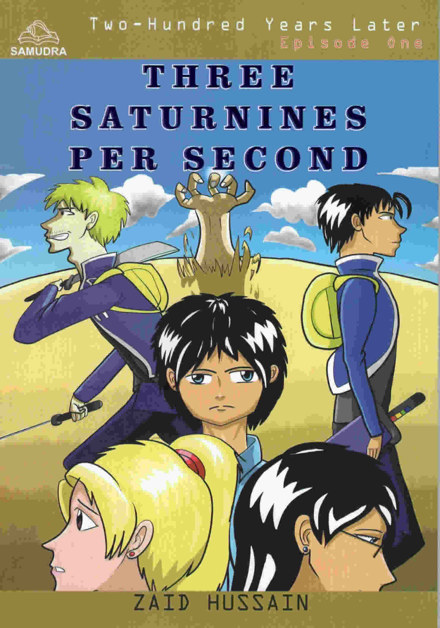 Three Saturnines Per Second